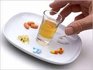 Medicament et alcool