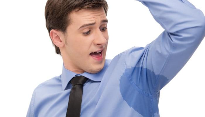 Et si notre transpiration excessive était liée à nos émotions ?