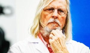 professeur Raoult et sa barbe