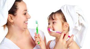 se brosser les dents avec hygiène