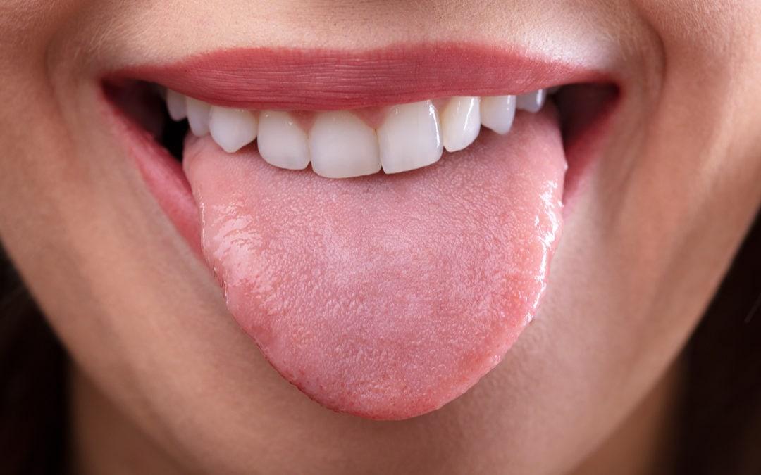 tirer la langue