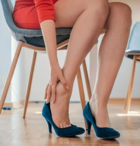 jambes sans repos