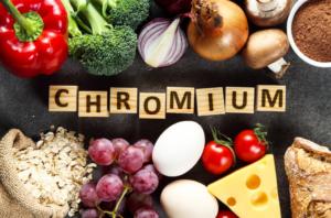 le chrome pour diminuer le taux de glycémie