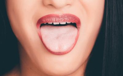 Que nous apprend l'enduit sur la langue ?